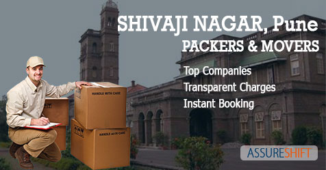 Local and Domestic Household Shifting Packers & Movers in Shivaji Nagar Pune