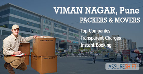 Local and Domestic Household Shifting Packers & Movers in Viman Nagar Pune