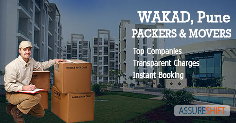 Local and Domestic Household Shifting Packers & Movers in Wakad Pune
