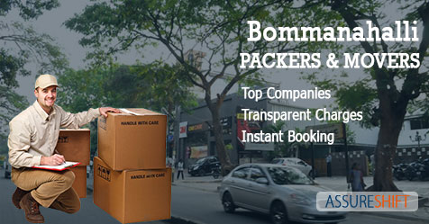 Top 12 Best Packers and Movers in Bommanahalli Bangalore