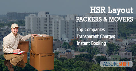 Top 12 Best Packers and Movers in HSR Layout Bangalore