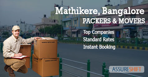 Movers and Packers Mathikere Bangalore