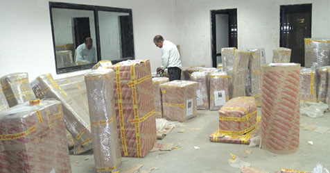 Office Relocation Corporate Shifting services in Chennai