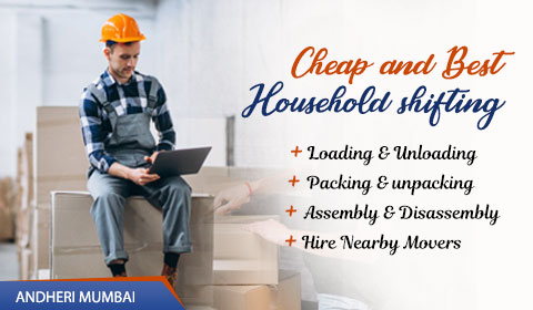 Packers and Movers Andheri Mumbai