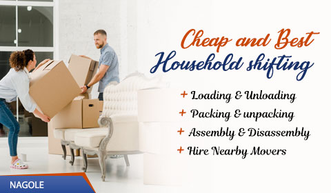Packers and Movers Nagole Hyderabad