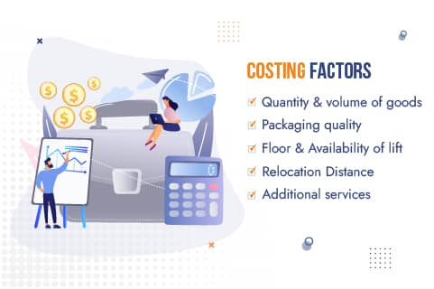 Packers and Movers Navi Mumbai Costing Factors