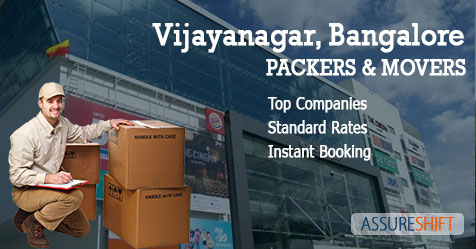 Packers and Movers Vijayanagar Bangalore