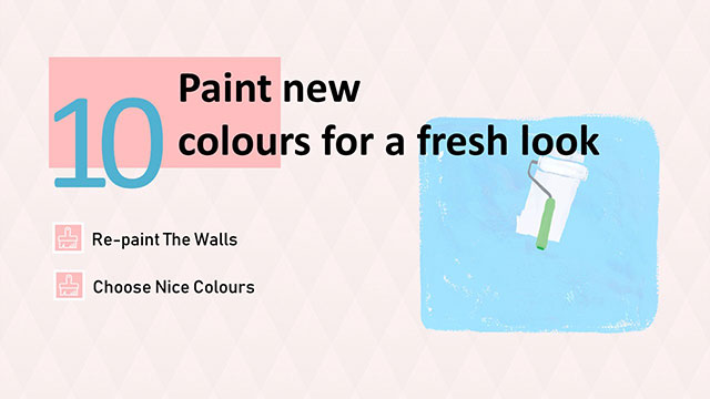 Paint new colors for fresh loot
