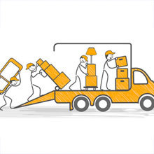 Domestic Relocation Services from Manikonda Hyderabad