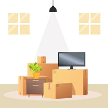 Professional Office Relocation Services within Hyderabad