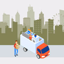 Reliable domestic relocation services from Delhi