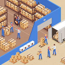Safe Storage Warehouse by Moving Companies in Gurgaon