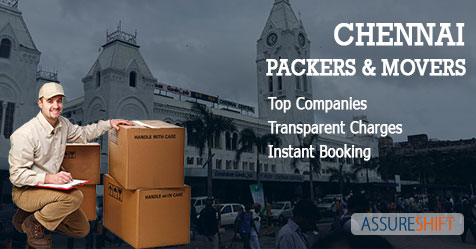 Find Top Packers and Movers Chennai at Economical Charges