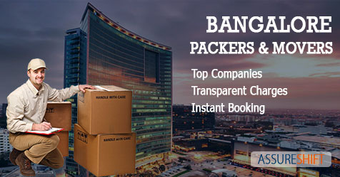 top-professional packers and movers bangalore with profile rating review and transparent charges