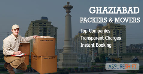 Trusted professional packers and movers Ghaziabad with profile rating and review