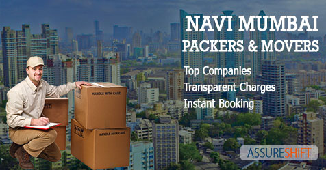 Trusted Relocation Services form Packers and Movers Navi Mumbai