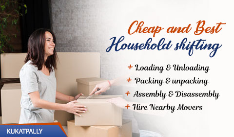 Packers and Movers Kukatpally Hyderabad
