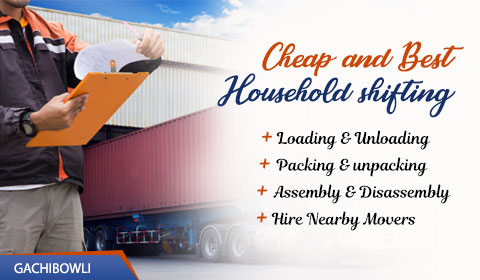 Packers and Movers Gachibowli Hyderabad
