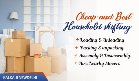 Packers and Movers Kalkaji, Delhi