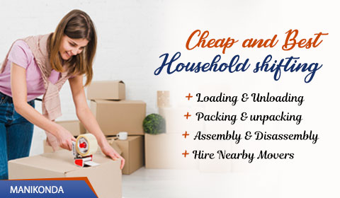 Packers and Movers Manikonda, Hyderabad