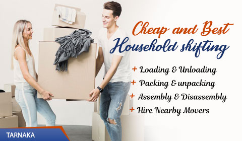 Packers and Movers Tarnaka Hyderabad
