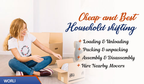 Local Home Shifting Services in Worli Mumbai
