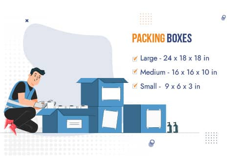Packers and Movers Pune to Mumbai Transport Truck Sizes