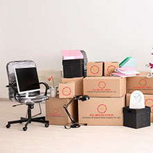 Professional Office Relocation Services from Chennai to Mumbai