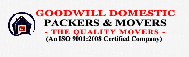 Goodwill domestic packers and movers