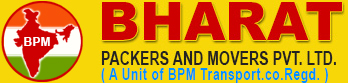 Bharat Packers and Movers Bangalore