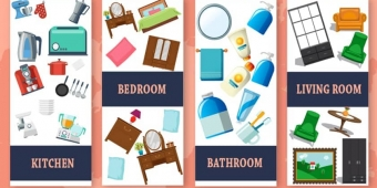 Room by Room Packing Tips