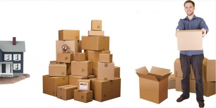 Economical Packing and Moving of household goods