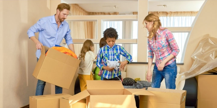 Professional Packing Moving Services in Mumbai