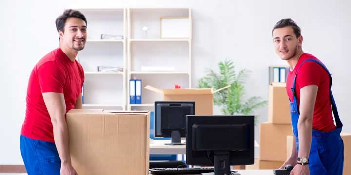 Comprehensive solution to all types of relocation problems