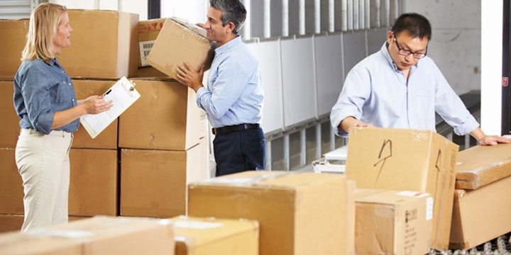 Modern Staff Members for Relocation services in Hyderabad