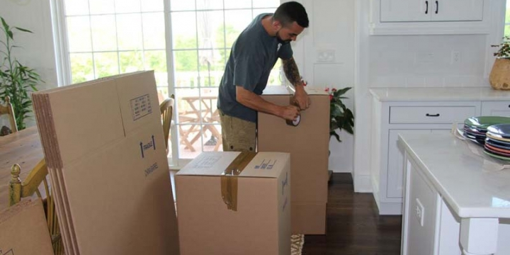 Providing Smooth House Relocation Services in Jaipur