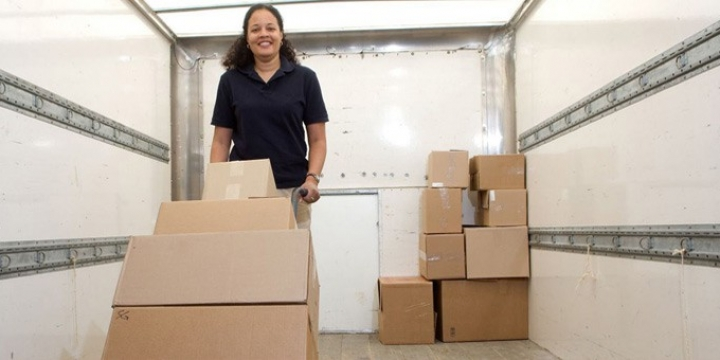Domestic and International Moving Company
