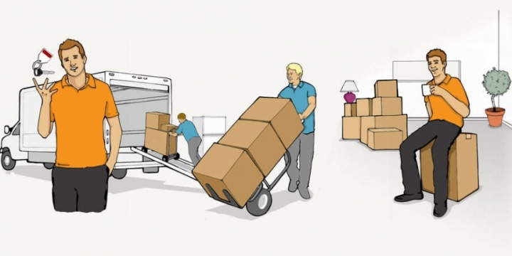 SHL Relocation Safe and Secured Shifting Process in Pune