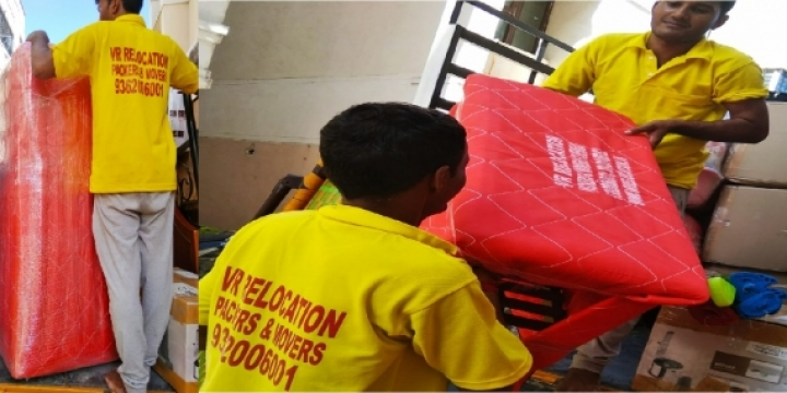 VR Relocation Packers and Movers in Chennai